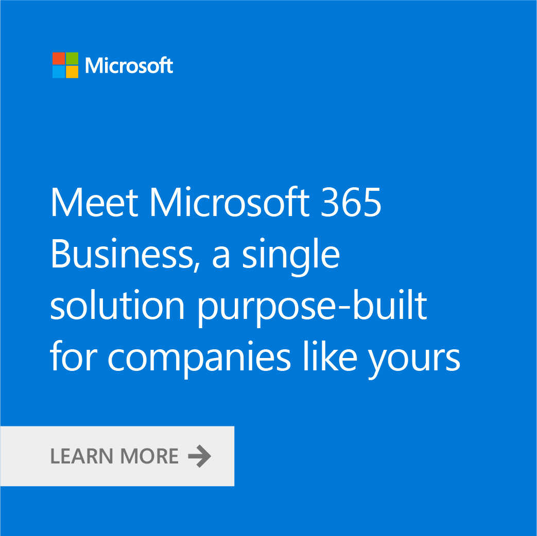 Winning Technologies helps businesses with Microsoft365