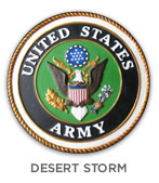Desert Storm Army Veteran