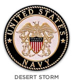 Desert Storm Navy Veteran