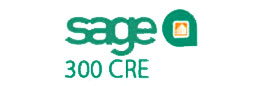 Sage 300 CRE software logo